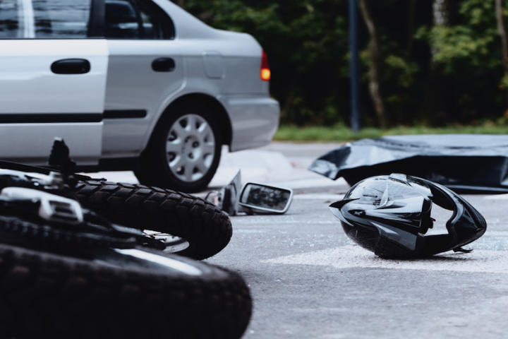 Four Steps to Take After a Motorcycle Accident